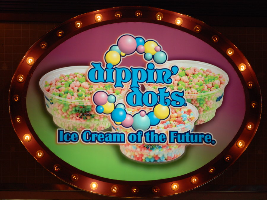 Dippin Dots Ice Cream of the Future