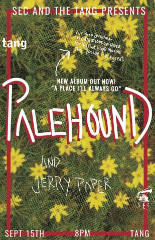 Palehound and Jerry Paper