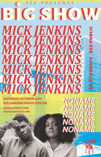Big Show Mick Jenkins