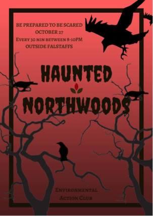 Haunted Northwoods