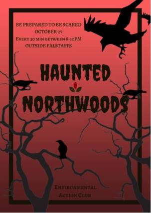 Haunted Northwoods