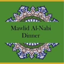 Mawlid Al-Nabi Dinner