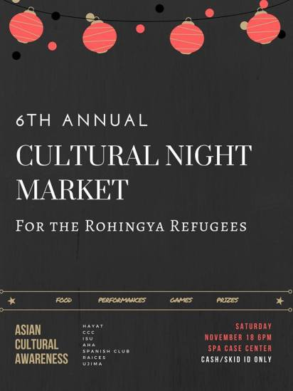 Cultural Night Market