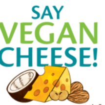 Say Vegan Cheese